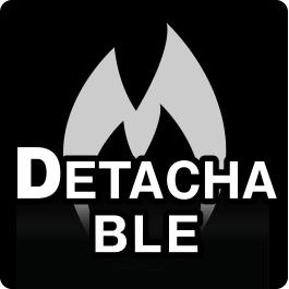 Detachable