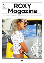 ROXY Magazine 2016年4月号
