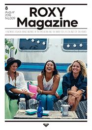ROXY Magazine 2016年8月号