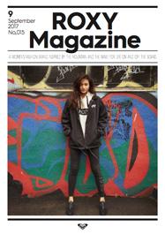 ROXY Magazine 2017年9月号